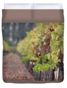 Vineyard View Duvet Cover