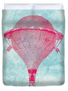 Vintage Balloon Duvet Cover