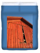 Vintage Barn Aglow Duvet Cover