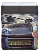 Vintage Bedford Truck Duvet Cover