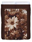 Vintage Bouquet Duvet Cover