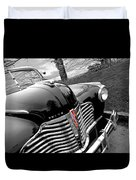 Vintage Buick 8 Duvet Cover