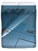 Vintage Corvette 6 Duvet Cover