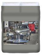 Vintage Cruise Cars 6 Duvet Cover