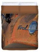 Vintage Ford Duvet Cover