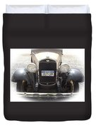 Vintage Ford Duvet Cover