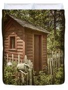 Vintage Garden Duvet Cover