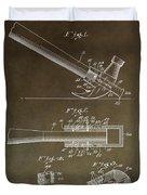 Vintage Hammer Patent Duvet Cover