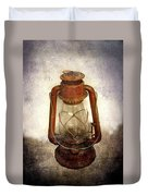 Vintage Lantern Duvet Cover
