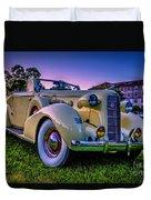 Vintage Lasalle Convertible Duvet Cover