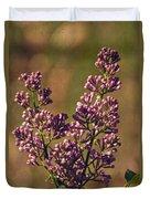 Vintage Lilac Duvet Cover