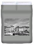 Vintage Paris 5b Duvet Cover