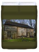 Vintage Pennsylvania Barn Duvet Cover