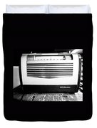 Vintage Radio Duvet Cover