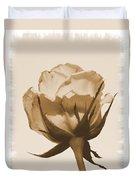 Vintage Rose 2013 Duvet Cover