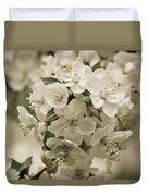 Vintage Spring Duvet Cover