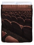 Vintage Theater Duvet Cover