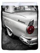 Vintage Ford Thunderbird Duvet Cover