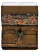 Vintge Strong Box Duvet Cover