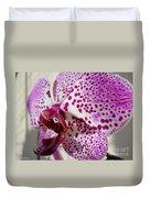 Violet Beauty Duvet Cover