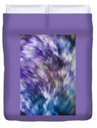 Violet Breeze Duvet Cover