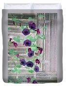 Violet Vine - Photopower 324 Duvet Cover