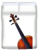 Violin Duvet Cover