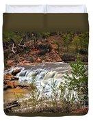 Virgin Falls Duvet Cover