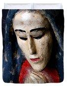 Virgin Of Guadalupe Duvet Cover