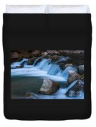 Virgin River Rapids Duvet Cover