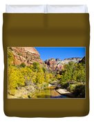 Virgin River - Zion Duvet Cover