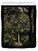 Virginia Dare Statue Duvet Cover