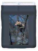 Virginia Opossum Duvet Cover