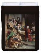 Virginia: Patrick Henry, 1765 Duvet Cover