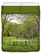 Virginia Spring Duvet Cover