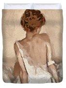 Virginity Duvet Cover