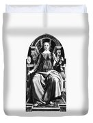 Virtues Prudence C1470 Duvet Cover