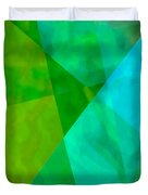 Vitreosity Duvet Cover