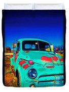 Vivid Dodge II Duvet Cover