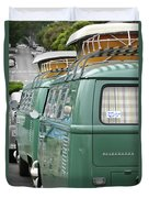 Volkswagen Vw Bus Duvet Cover