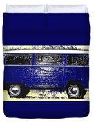 Volkswagon Microbus Duvet Cover