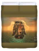 The Voyage Of The Dawn Treader Duvet Cover