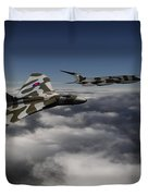 Vulcan And Victor  Duvet Cover