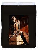 Vulture Male Duvet Cover