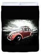 Vw Bug Art Duvet Cover