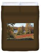 Wachusett Meadows 3 Duvet Cover
