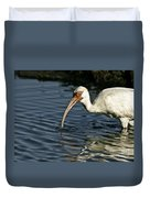 Wading Ibis Duvet Cover
