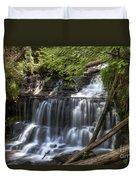 Wagner Falls Duvet Cover