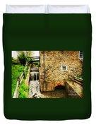 Wagner Grist Mill Duvet Cover