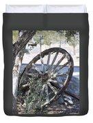 Wagon Wheel Duvet Cover